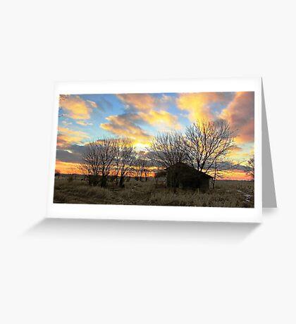 Pure Dakota Greeting Card