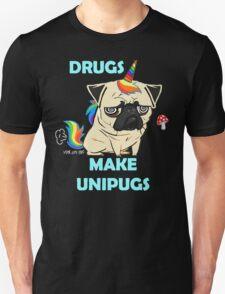 fawn unipugs Unisex T-Shirt