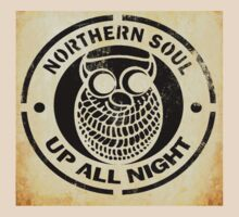 Northern Soul Up All Night by delosreyes75