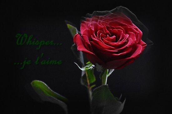 Whisper... ...je t'aime by Poete100