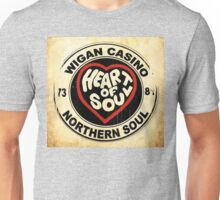 Heart Of Soul Unisex T-Shirt