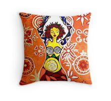 Twilight Rouge Throw Pillow