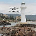 Greetings from Wollongong by ©Josephine Caruana