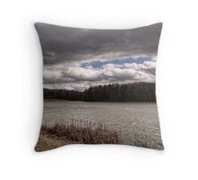 Last March Throw Pillow