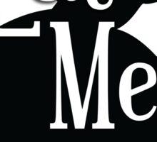 Eat Me (Alice in Wonderland) Sticker