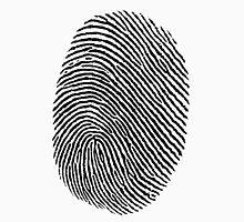 Fingerprinted Tee T-Shirt