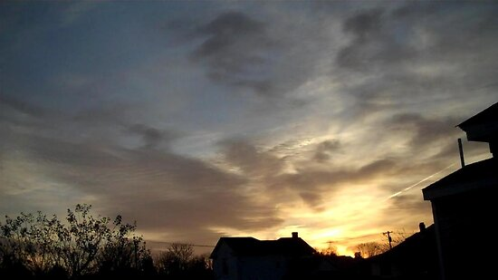 Feb. 5 2013 Sunset 4 by dge357
