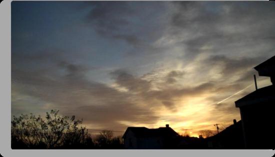 Feb. 5 2013 Sunset 5 by dge357