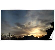 Feb. 5 2013 Sunset 6 Poster