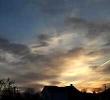 Feb. 5 2013 Sunset 7 by dge357