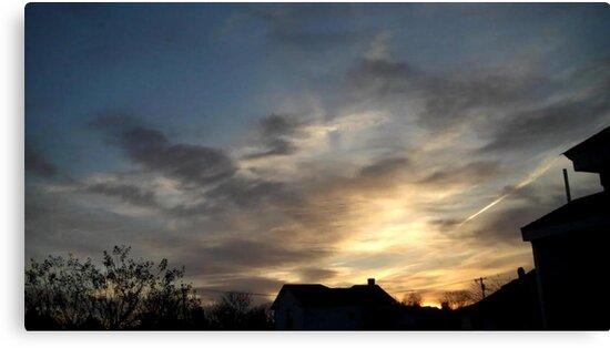 Feb. 5 2013 Sunset 7 by dge357