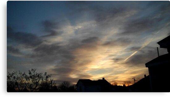 Feb. 5 2013 Sunset 9 by dge357