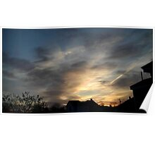 Feb. 5 2013 Sunset 9 Poster