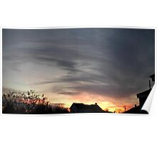 Feb. 5 2013 Sunset 14 Poster