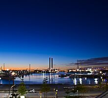 Docklands, Melbourne by dsi-photography