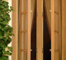 Cottage Window  ^ Sticker