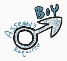 Boy by swagler23
