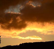 Golden Sunrise by Akana