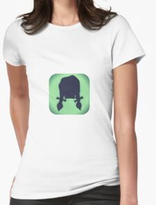 Dorothy Silhouette Womens Fitted T-Shirt