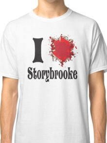 Once upon a time I love storybrooke Classic T-Shirt