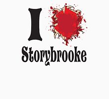 Once upon a time I love storybrooke Unisex T-Shirt