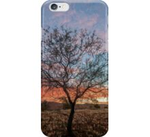 Outback Sunset (ED2) iPhone Case/Skin