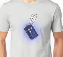 Flying Phone Box Unisex T-Shirt