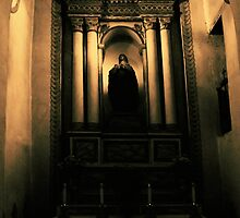 Inside The Sanctuary by Glenn McCarthy