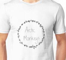 Arctic Monkeys Flower Crown Unisex T-Shirt