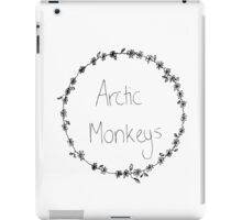 Arctic Monkeys Flower Crown iPad Case/Skin