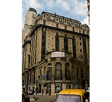 PLAZA HOTEL Photographic Print