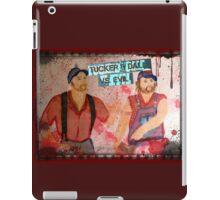 Dale and Tucker  iPad Case/Skin