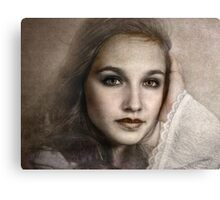 The Wayalay Girl Canvas Print