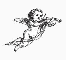 Cupid ( violin )  Kids Tee