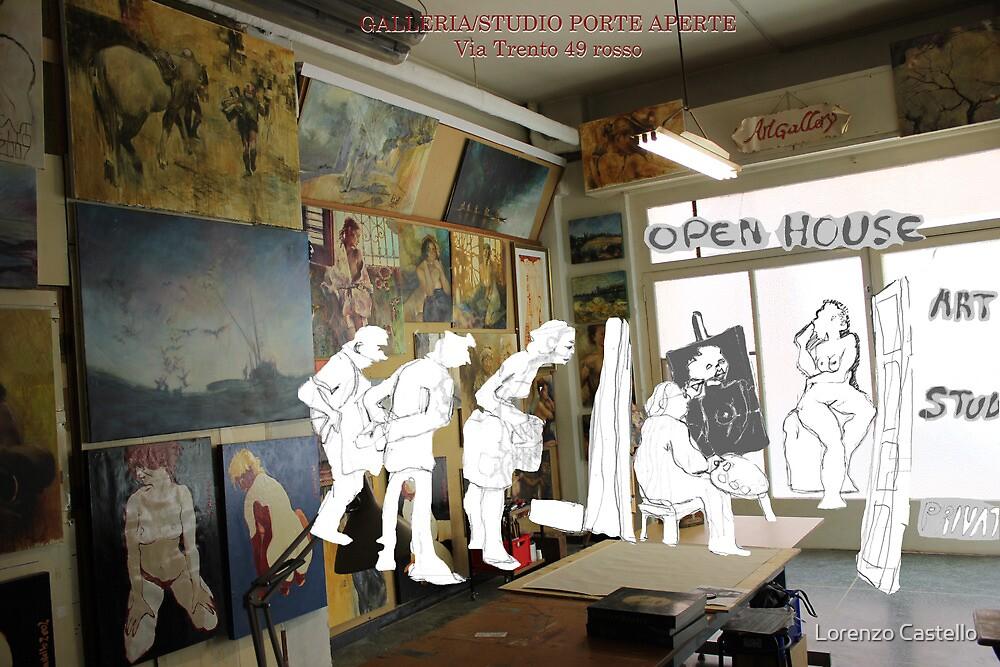 The Studio by Lorenzo Castello