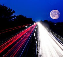 moonlit trails by southwestvision
