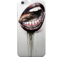 do you wanna touch iPhone Case/Skin
