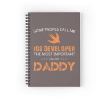 iOS Developer Spiral Notebook