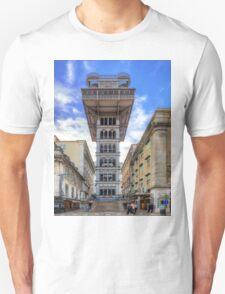 Santa Justa Elevator T-Shirt