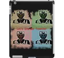 Let's Upgrade Together iPad Case/Skin