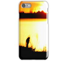 Two Guys iPhone Case/Skin