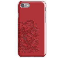 Asian Japanese Dragon iPhone Case iPhone Case/Skin