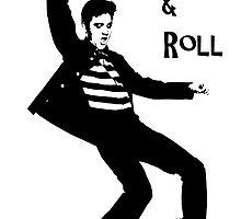 Elvis Presley by kicofreak