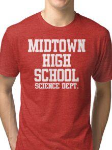 Midtown High - Spiderman Tri-blend T-Shirt