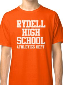 Rydell High School - Grease Classic T-Shirt
