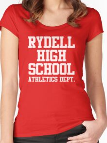 Rydell High School - Grease Women's Fitted Scoop T-Shirt