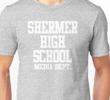 Shermer High School - The Breakfast Club Unisex T-Shirt