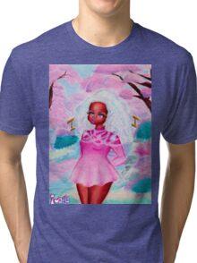 1000 words  Tri-blend T-Shirt