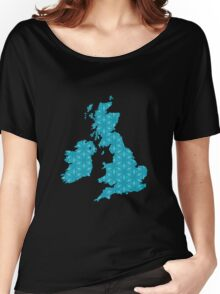 Flower Of Albion 2 Women's Relaxed Fit T-Shirt
