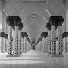 Abu Dhabi Mosque by Anna Gyarmati